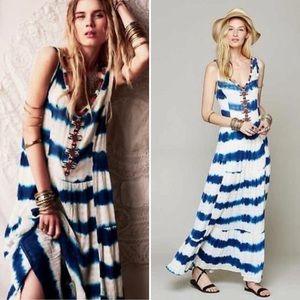 Free People Bonita's Sunshine Maxi Dress XS